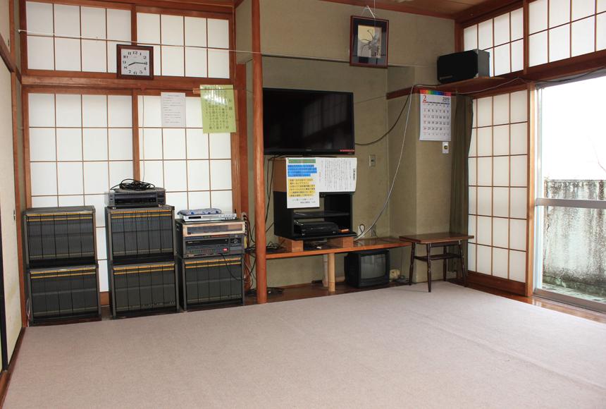 四條畷市老人福祉センター「楠風荘」 : 和室2「梅の間」 : Image Gallery01