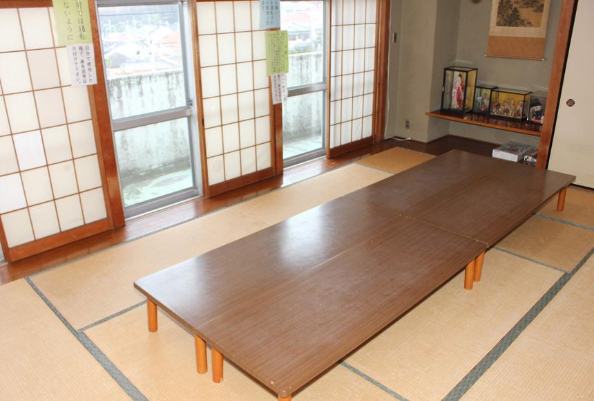 四條畷市老人福祉センター「楠風荘」 : 和室3「松の間」 : Image Gallery01